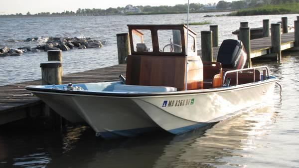 1968 Boston Whaler 17 Eastport