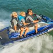Yamaha's latest VX-Series WaveRunners carry a dual-throttle system called RiDE to solve the low-speed steering problems faced by most jet-drive boats.