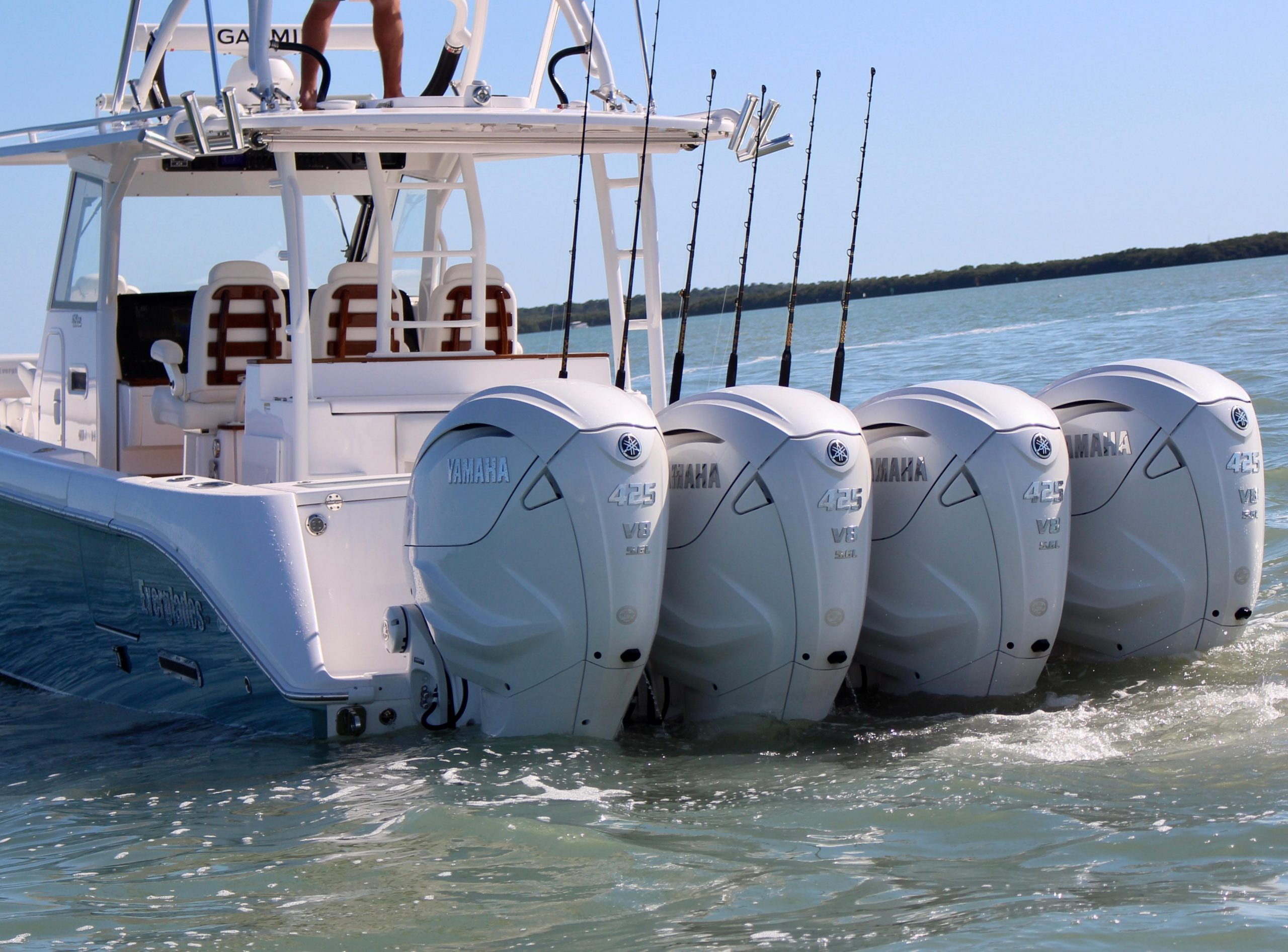 Yamaha XTO Offshore Outboard Engines